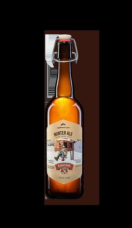 Winter Ale speciál Rampušák 2021
