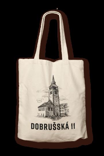Plátěná taška Dobrušská 11