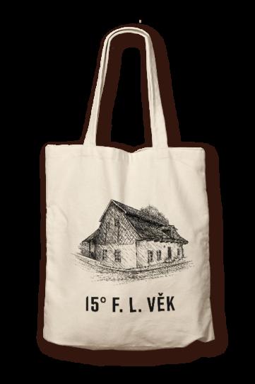 Plátěná taška F. L. Věk