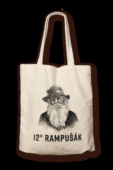 Plátěná taška Rampušák